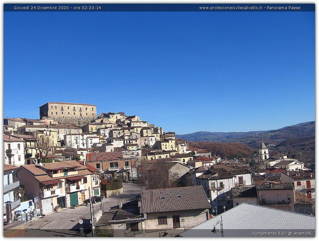 Webcam Monte Volturino